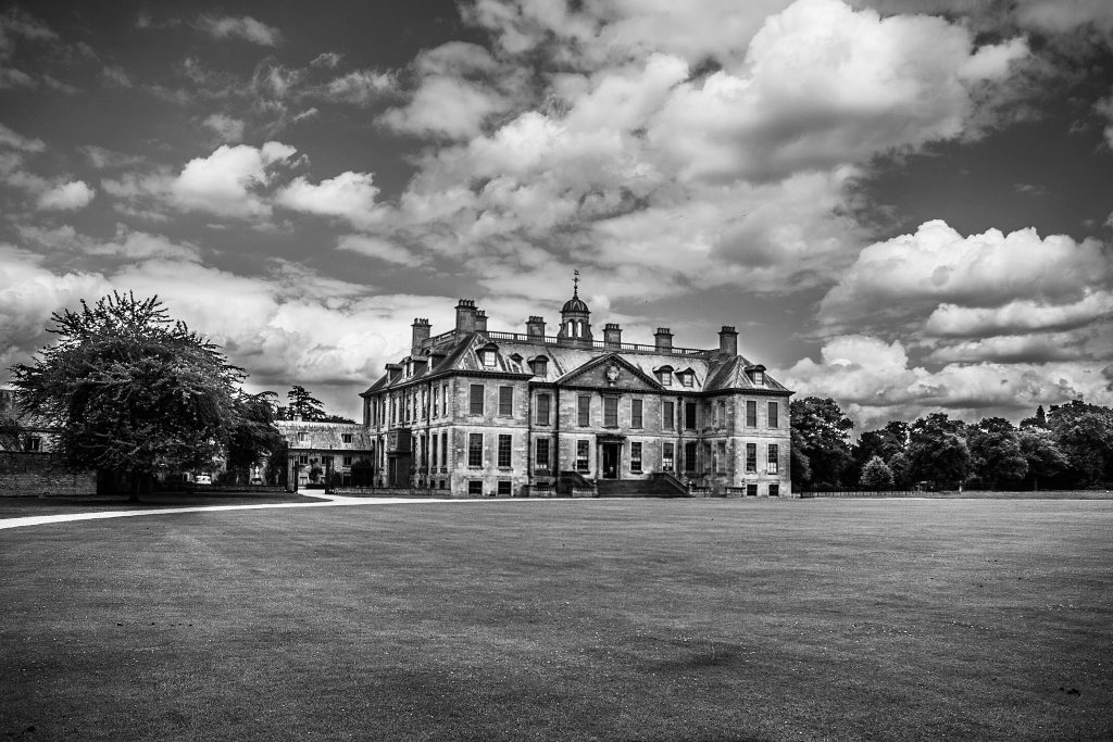Belton House from 2014